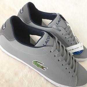 Nouvelles Arrivées 30f66 6d1f3 🆕 [Lacoste] Sneakers NWT